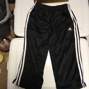 Youth Black Adidas Pants Size XL
